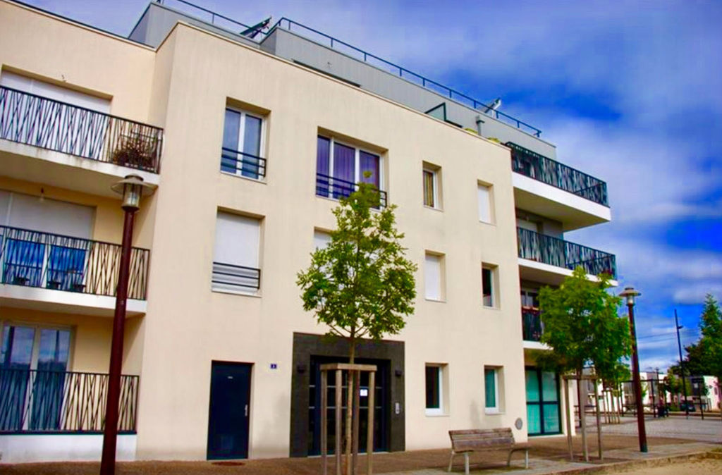 BOUGUENAIS: BEL APPARTEMENT 52M2 AVEC TERRASSE ET DOUBLE PARKING